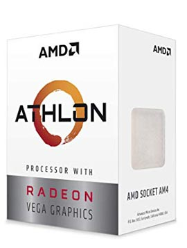 AMD AM4 Athlon 200GE Box